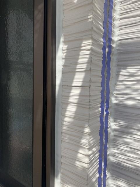 外壁塗装 コーキング工事 サッシ廻り 打ち増し工事