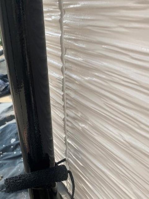 外壁塗装 付帯部塗装 雨樋塗装 たて樋
