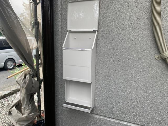 ポストサービス塗装