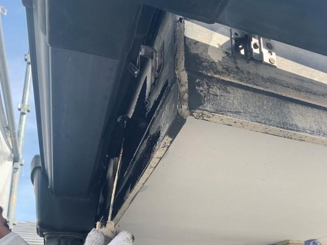 リフォーム 外壁塗装 付帯部塗装 鼻隠し
