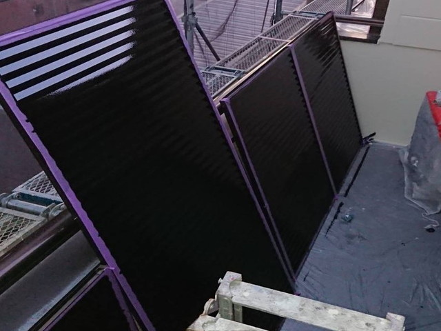 外壁塗装 付帯部塗装 雨戸