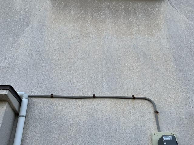 外壁 現地調査 リフォーム 色褪せ