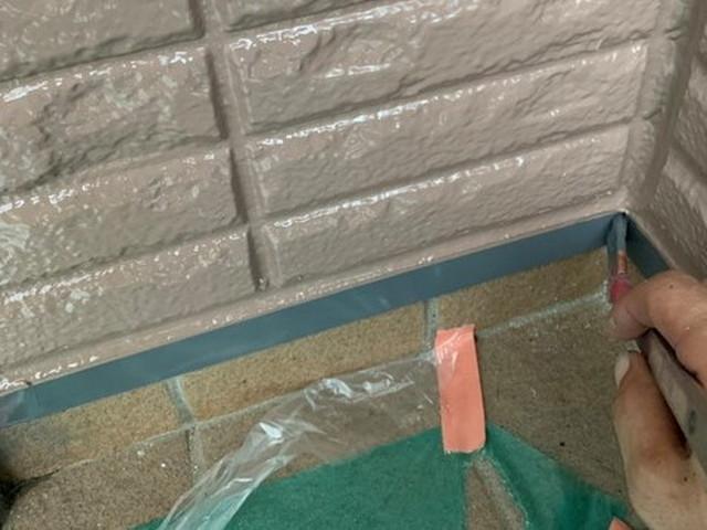 外壁塗装 付帯部塗装 水切