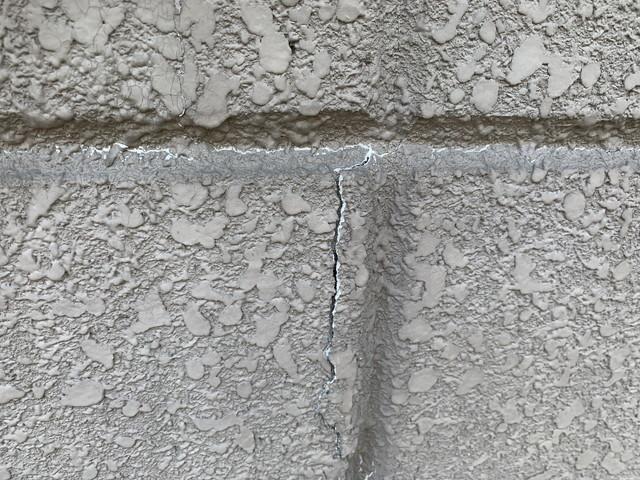 外壁塗装 現地調査 サイディング 吹付塗装 劣化