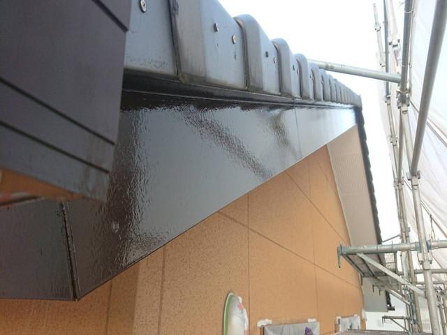 外壁塗装 付帯部塗装 破風
