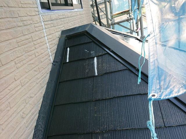 屋根下地補修