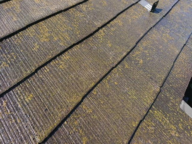 屋根 塗装 高圧洗浄前
