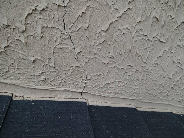 外壁塗装 劣化