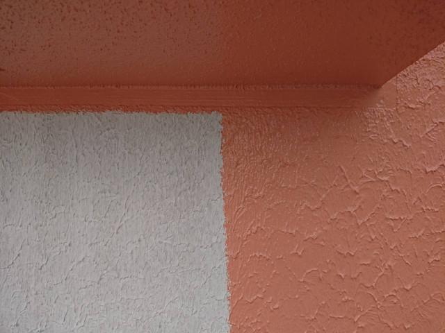外壁 中塗り