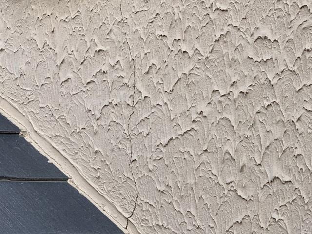 モルタル外壁 リフォーム 劣化 ヒビ クラック