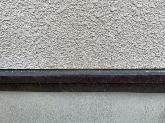 外壁塗装 現地調査 さんとうばん 劣化