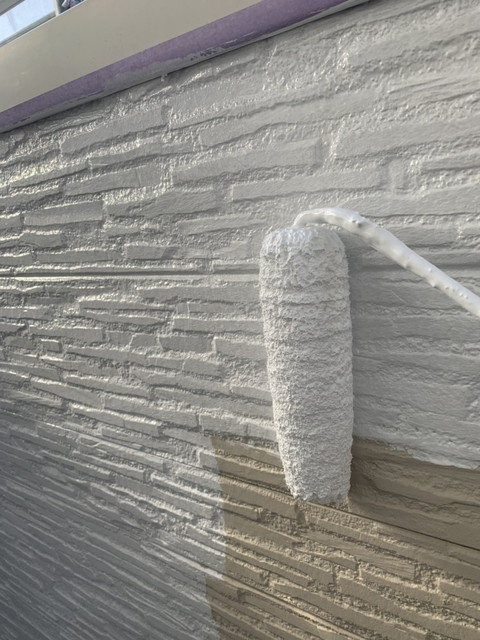 外壁 下塗り