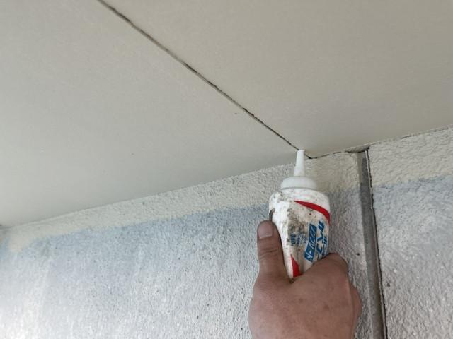 軒天井補修