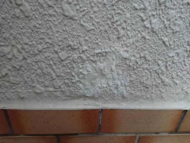 外壁塗装 下地調整 ひび割れ 補修