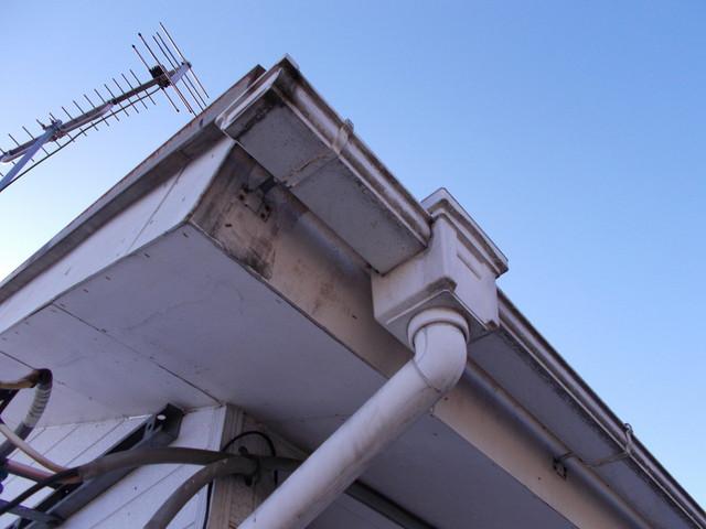 現地調査 外壁塗装 アパート 劣化