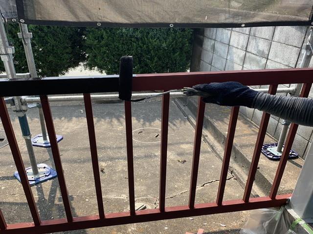 外壁塗装 鉄部塗装