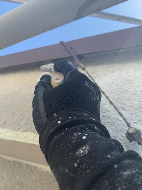 外壁塗装 細部