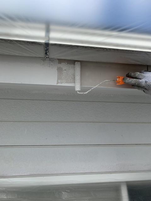 外壁塗装 付帯部塗装 鼻隠し