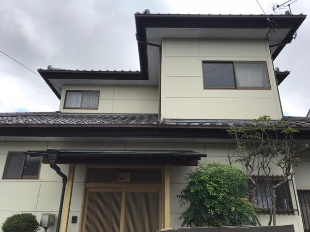鎌倉邸 洗浄
