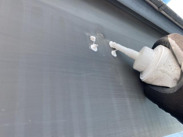 破風板補修