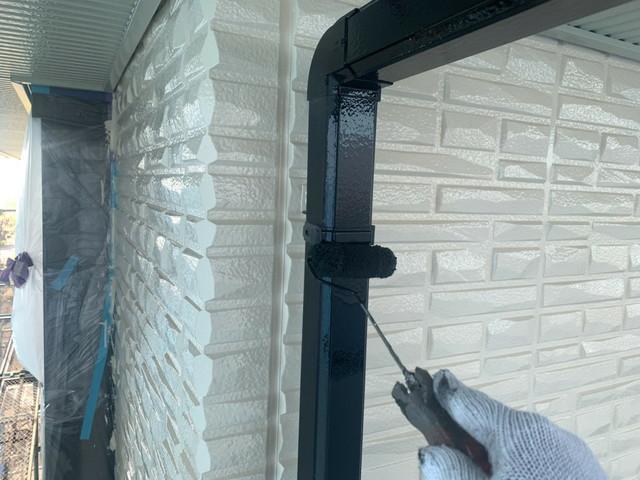 外壁塗装 付帯部塗装 雨樋