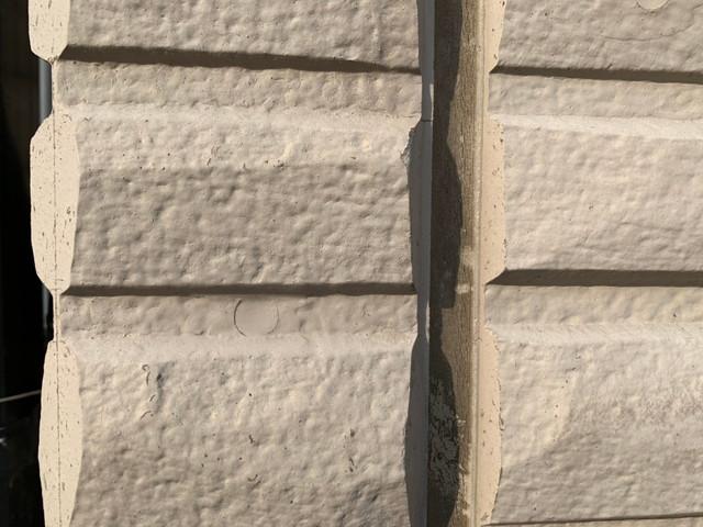 外壁 現地調査 色褪せ 劣化