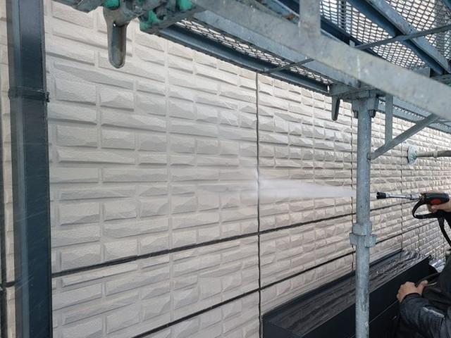 外壁 リフォーム 高圧洗浄