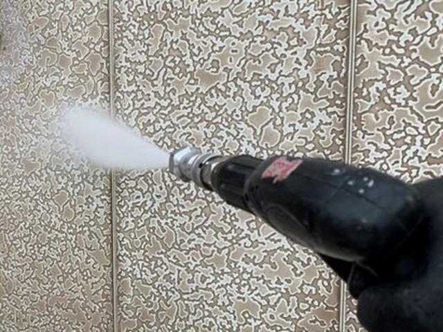 外壁塗装 下地処理 高圧洗浄