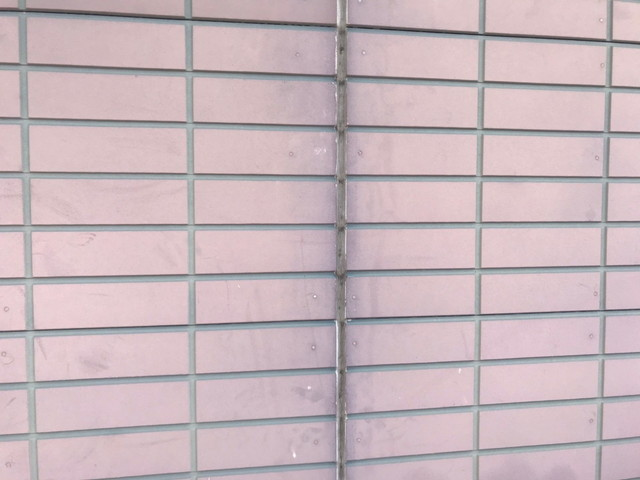 外壁 現地調査 窯業系サイディング 劣化