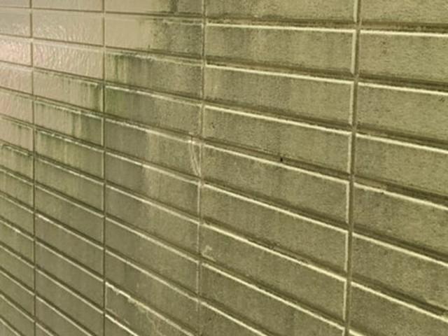 現地調査 外壁 窯業系サイディング
