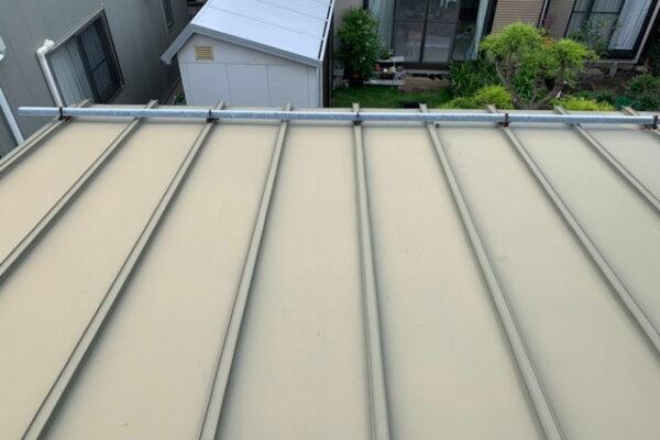 屋根塗装 ガイナ