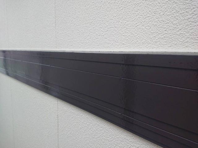 付帯部塗装 幕板