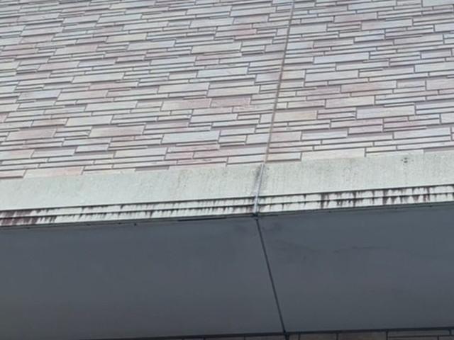 外壁 現地調査 窯業系サイディング