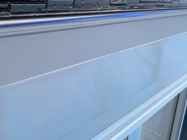 外壁塗装 付帯部塗装 庇